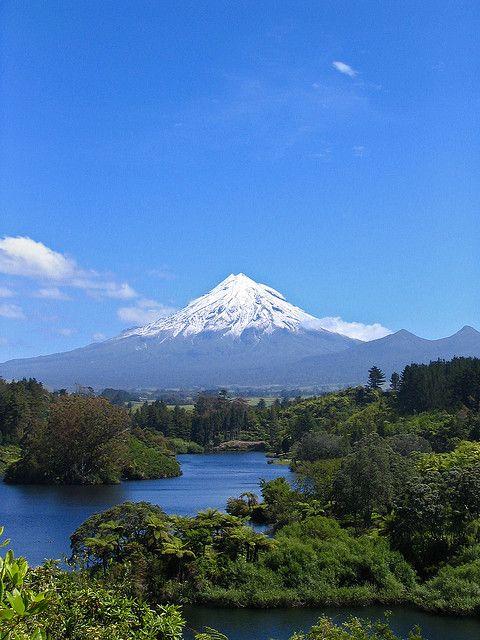 New Plymouth, Taranaki, New Zealand
