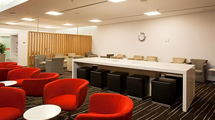 The Qantas Club | Lounge Locations | Australia | Gold Coast Domestic