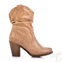 Damske hnede kozacky DL #shoes #boots