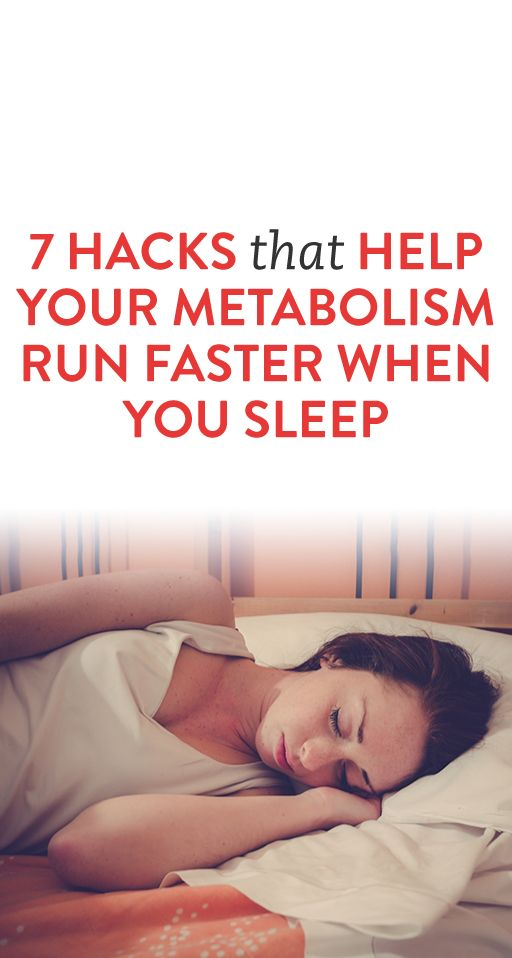 how to make your metabolism run faster