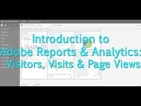 Adobe Analytics Tutorials - YouTube