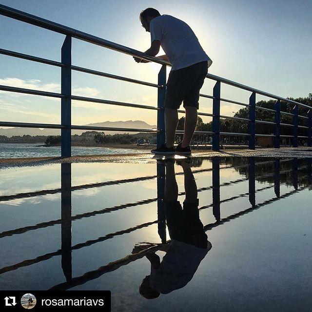 #Repost @rosamariavs (@get_repost) ・・・ A contrallum. Bon dimecres! #cambrils #costadaurada #familyholidays #shotoniphone #igerscambrils#igerstgn #encostadaurada #lamevatgn #total_tarragona #raconsde_tarragona #catalunya #descobreixcatalunya#catalunyahype #catalunyaexperience
