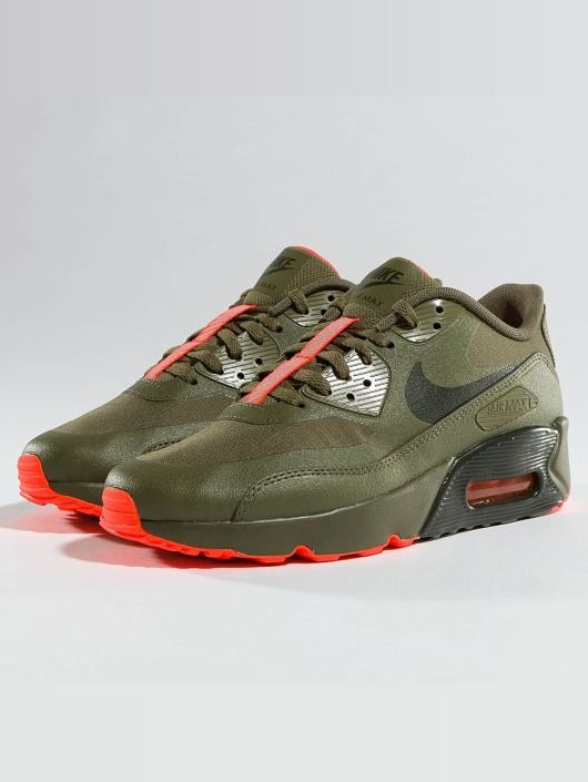 new style 13395 df344 Nike Sneaker Air Max 90 Ultra 2.0 LE (GS) olive