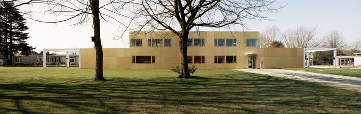 Stéphane Beel Architecten . Primary School for Special Education . Herentals (1) | a f a s i a