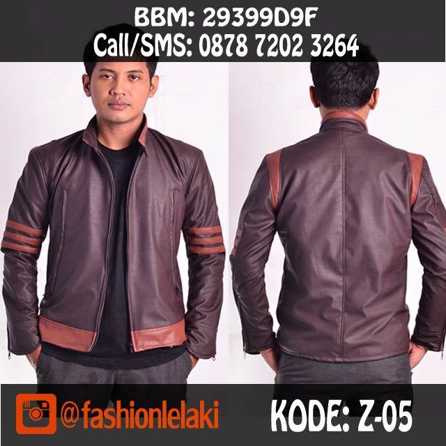 KODe : Z-05  Jacket Pria yang dibuat dengan bahan terbaik dan model yang uptodate. Alamat kami   jl. raya janti gg. arjuna no.59 karangjambe, Banguntapan, Bantul, Yogyakarta 55198   Phone : 0878 7202 3264 Pin BB : 29399D9F FB       : fashionlelaki.com