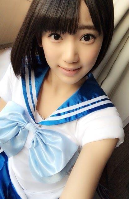 Sakura Miyawaki (Sailor Mercury) XD