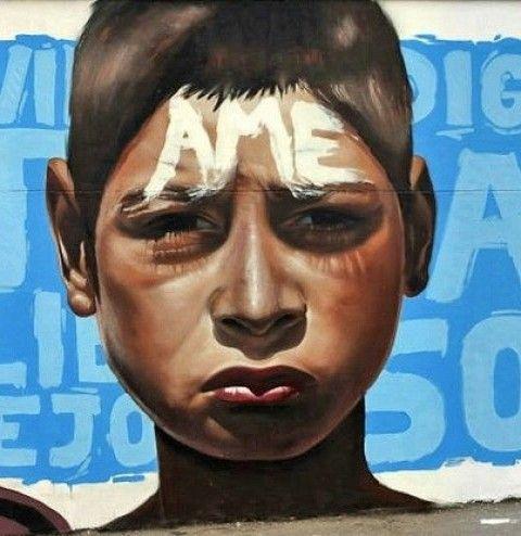 ESEC - Educame New Mural @ Antofagasta, Chile