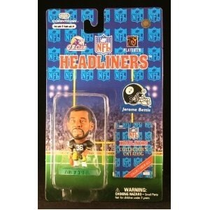 JEROME BETTIS / PITTSBURGH STEELERS * 3 INCH * 1997 NFL Headliners Football Collector Figure (Toy)  http://www.amazon.com/dp/B002SHUNLY/?tag=technewspuls-20  B002SHUNLY: Nfl Headlines, 1997 Nfl, Headlines Football, Figures Toys, Collector Figures, Inch, Football Collector, Pittsburgh Steelers, San Francisco 49Ers