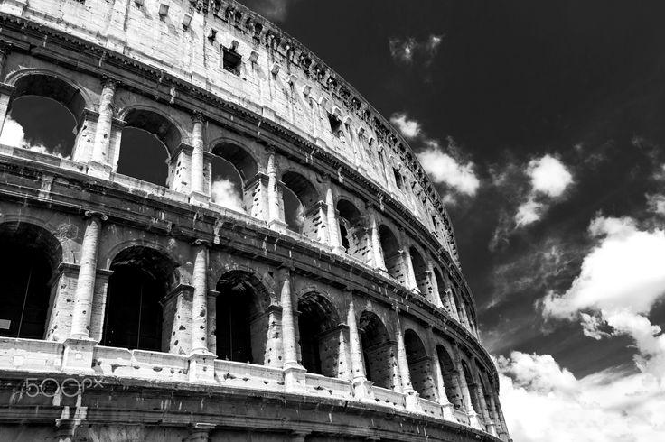 colosseum - Colosseum, Rome