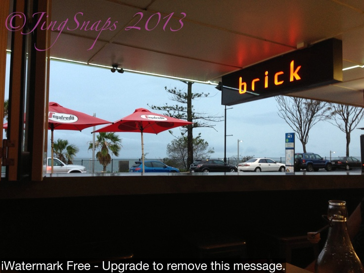 On the menu, Redcliffe, Qld  Taken 2013