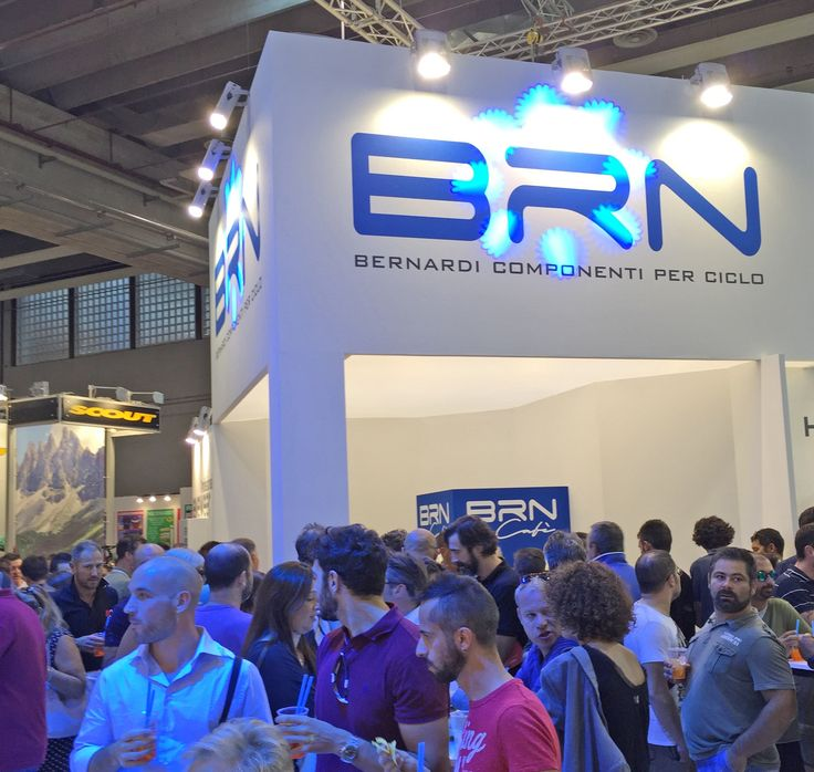 BRN-PARTY! CosmoBike Show 2015 Verona