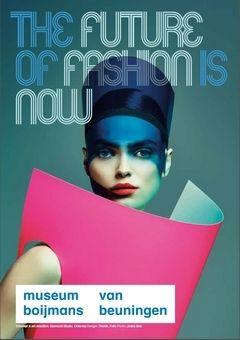 The Future of Fashion is Now, Rotterdam, Boijmans van Beuningen