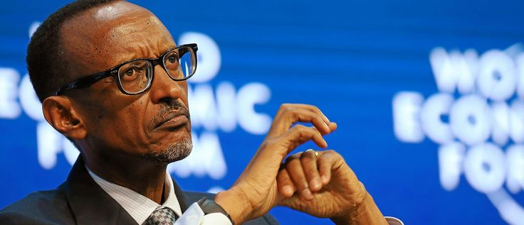 A Q&A with Rwandan President Paul Kagame during the World Economic Forum on Africa 2016.