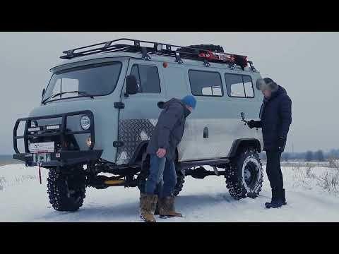 En iyi motor UAZ Patriot