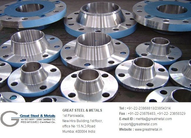 There are various #instruments and #devices that we use every day without even knowing what they mean or what they are. Especially the types of equipment that is used in the #mechanicalindustry, generally people are not aware of the various equipments used or the different components that are required to make the different equipment. #GreatSteelandMetals, the #leadingStainlesssteelSUS304flangemanufacturerinIndia (تصنيع فلنجات دوبلكس ) is providing the details about #stainlesssteel for…