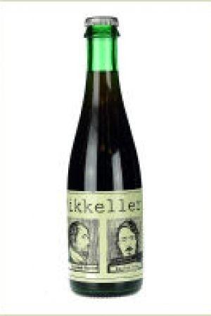 Cerveja Mikkeller Big Worse Barley Wine Red Wine Barrel Edition, estilo Barley Wine, produzida por Mikkeller, Dinamarca. 12% ABV de álcool.