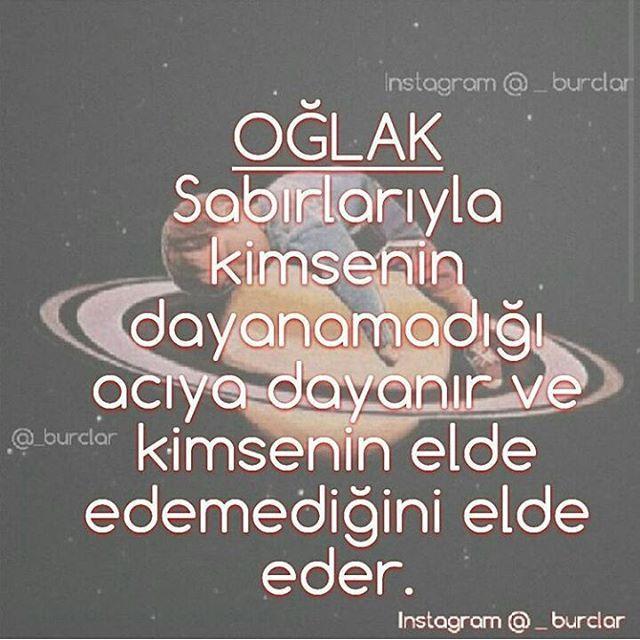 OĞLAK »»»» @_burclar #oglak #oğlak#oglakburcu #oğlakburcu #oglakburcuyum #oğlakburcuyum #burç #burc #burclar #burçlar #burcyorumu #burçyorumu