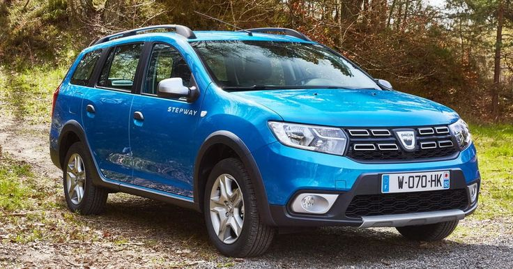 Dacia Gives Logan MCV A Lift With New Rugged Stepway Version #Dacia #Dacia_Logan