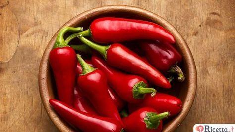Come conservare i peperoncini piccanti sottolio
