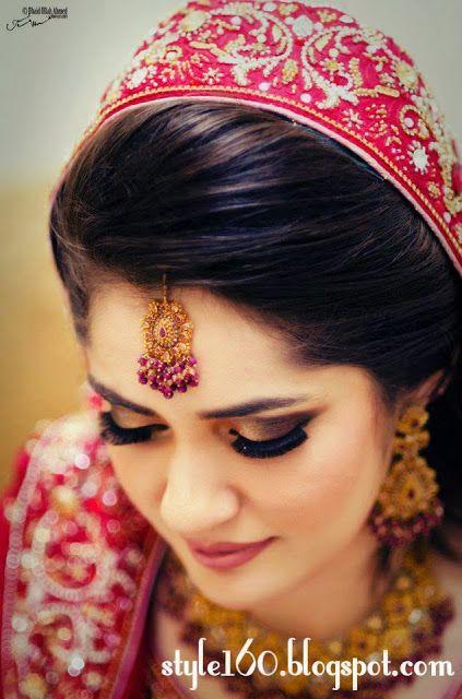 Pakistani Bridal Makeup Pictures Video In Urdu