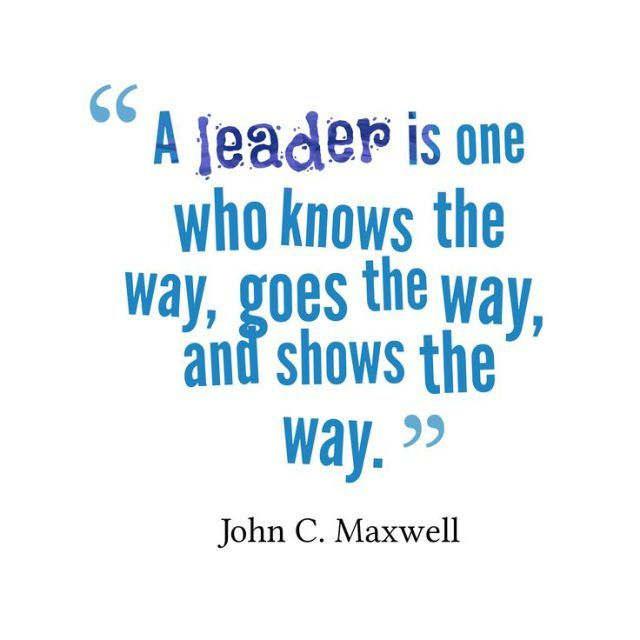 Leadership quote : 40 Most Famous Leadership Quotes