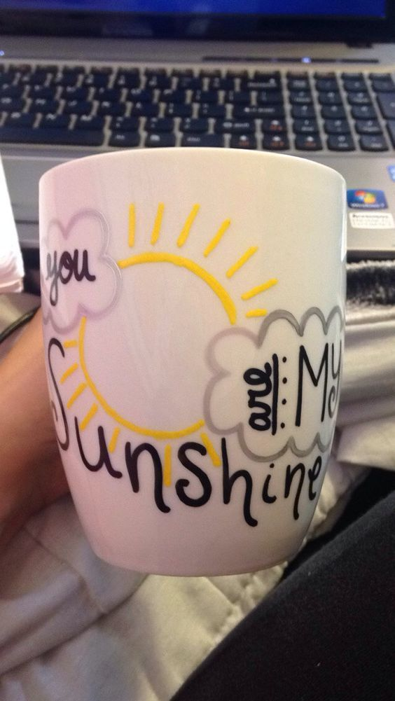 Image result for personalized mermaid cup ideas