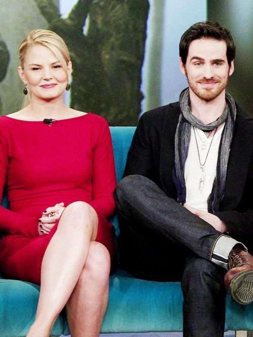 colin odonoghue and jennifer morrison dating for real