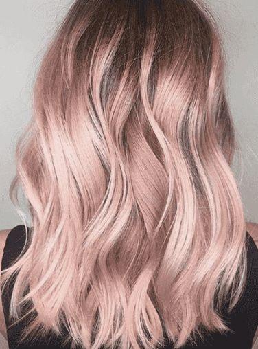 30 Best Rose Gold Hair Ideas