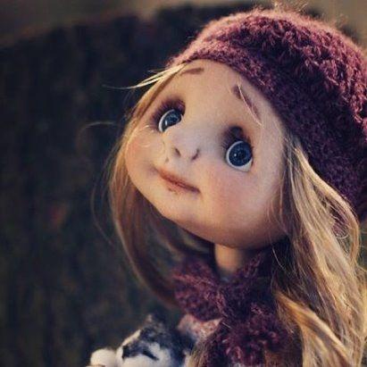 Екатерина Воробей-авторские куклы - Заметки | OK.RU