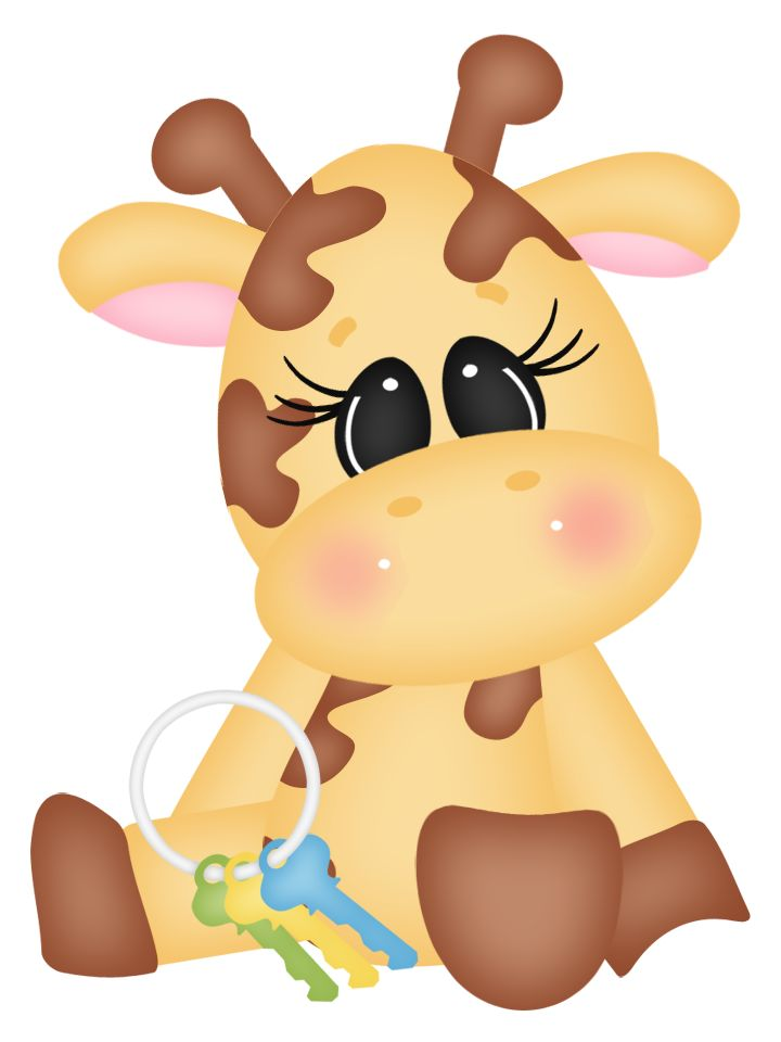 jirafa bebe