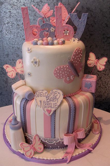 butterfly baby shower cakes   baby shower butterflies delicate butterfly baby design in fondant