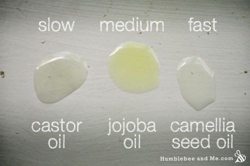 A guide to carrier oil substitutions - This guide helps you understand the different roles that different carrier oils  (the basic building blocks of most body recipes) play in different recipes. That way you can start to understand how things work, then make easy and successful substitutions!