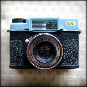 The Asiana- a simple toy camera, a 'Diana Clone'
