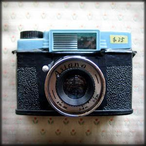 The Asiana- a simple toy camera, a 'Diana Clone'