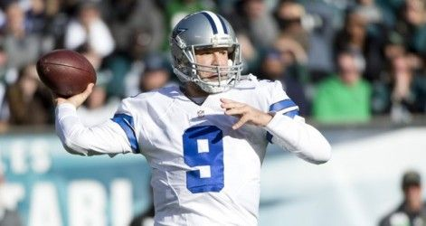 Will Tony Romo return to Fantasy relevance on a new team in 2017? (Photo by Kyle Ross/Icon Sportswire)