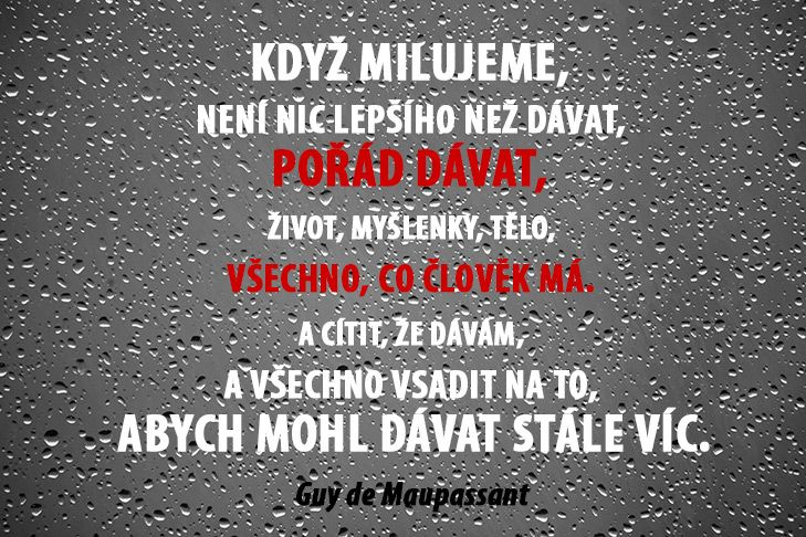 Umění milovat - umění lásku dávat www.umenimilovat.cz