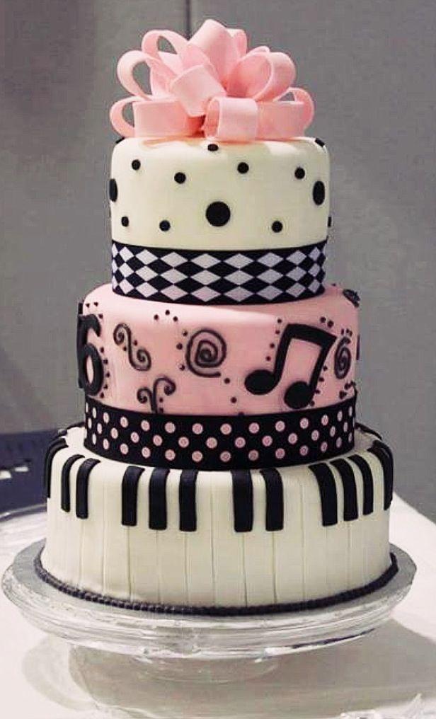 Musical Wedding cake Keywords: #weddings #jevelweddingplanning Follow Us: www.jevelweddingplanning.com  www.facebook.com/jevelweddingplanning/
