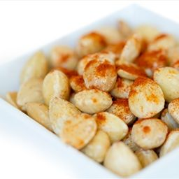 ... and authentically Spanish touch. - Marcona Almonds with Smoked Paprika