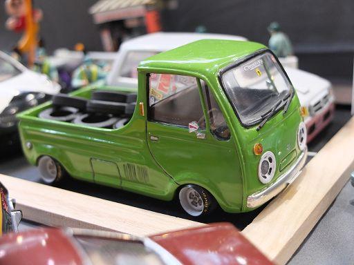 Scale unknown - Mazda Porter Kei truck