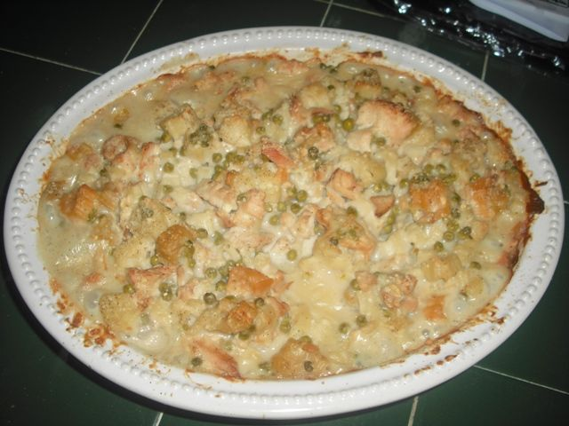 Turkey Tetrazzini recipe | Food and recipes | Pinterest