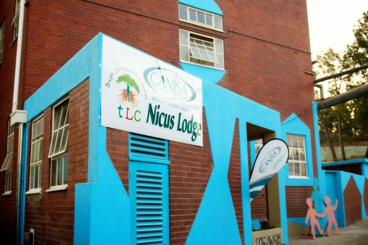 The CANSA TLC Nicus Lodge at the Steve Biko Academic Hospital in Pretoria is a facility for parents whose children are undergoing treatment.  For more information regarding this, contact Vera van Dalen at tlc@cansa.org.za - Stories of HOPE may also be shared via this email address.