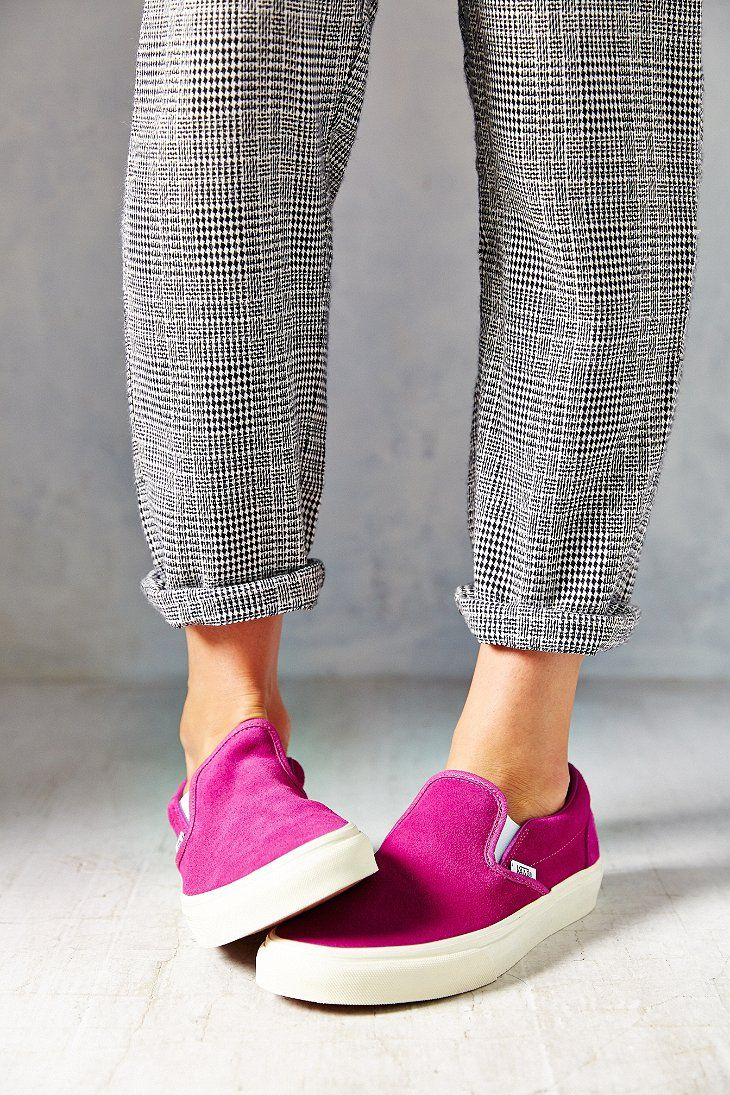 Vans Vintage Suede Classic Women's Slip-On Sneaker - Urban Outfitters