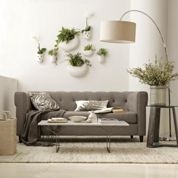 Air Quality Benefits Aside Decorating With Plants Is One Of The Easiest Ways To Make A Home Feel More Lived In And Relaxed
