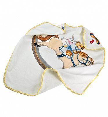 Helan Хлопковое банное полотенце Helan Linea Bimbi, 60х65 см  — 1370р.  Linea Bimbi Полотенце банное махровое гладкокрашеное хлопчатобумажное
