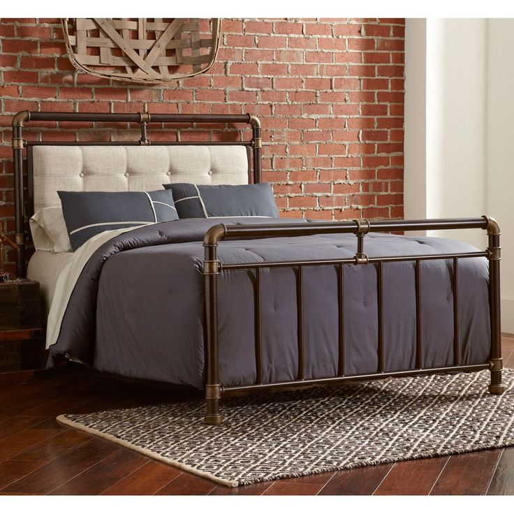 Wrought iron bed princess bed linen IKEA person / double beds Continental retro metal frame bed 1.5 / 1.8 m