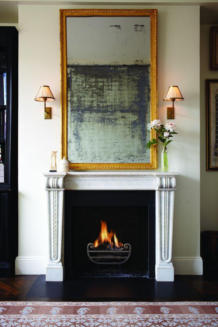 Fireplace Mantel Decorating Ideas from Alexa Hampton Photos | Architectural Digest