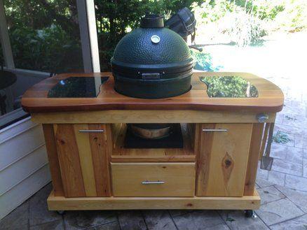 Big Green Egg Table #3