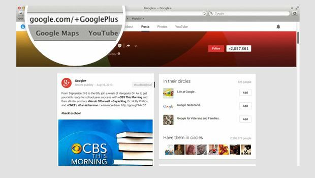 Google+   Πώς να αποκτήσεις custom url για το προφίλ ή τη σελίδα σου - #SocialMedia #GooglePlus