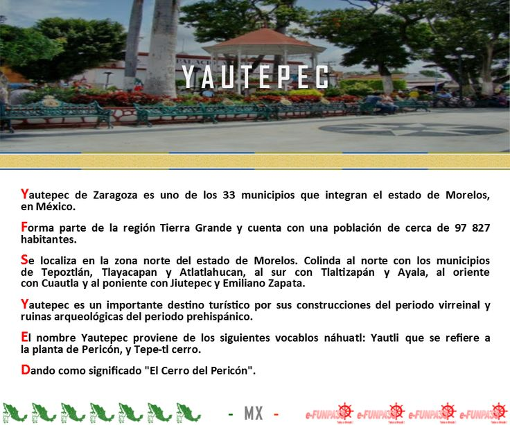 Yautepec Info...