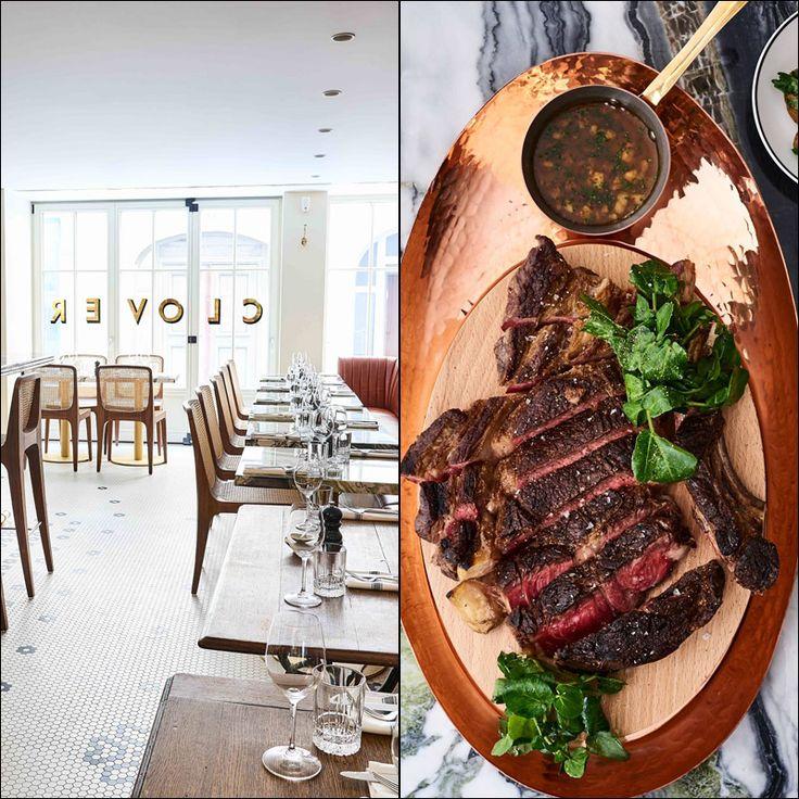 Clover Grill restaurant